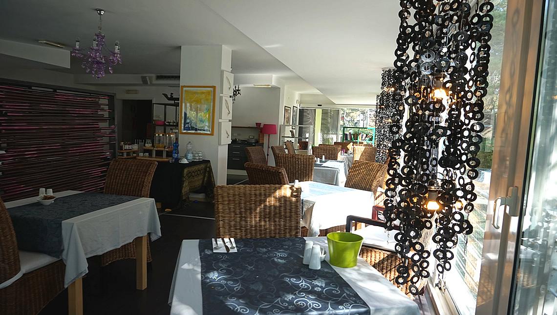 Ristorante hotel Anapaya