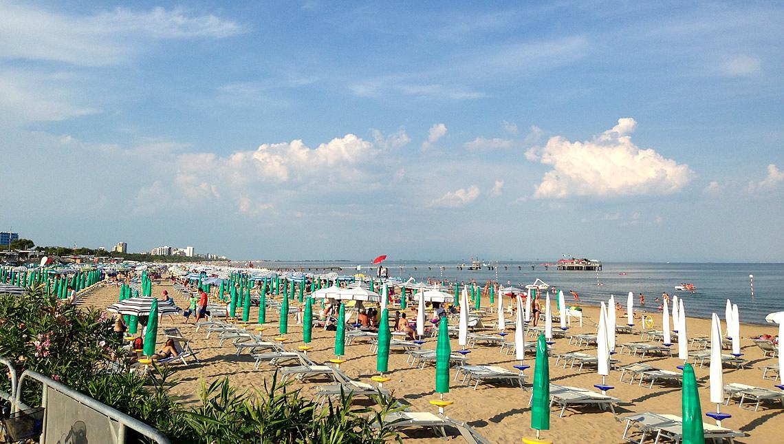 Spiaggi adi Lignano Sabbiadoro